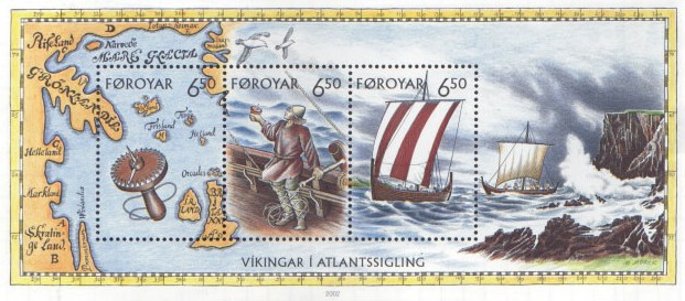 Faroe_stamp_sheet_406-408_viking_voyages